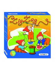 Развивающая игра Зиг Заг
