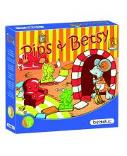 Развивающая игра Пипс и Бетси