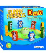 Развивающая игра Веселые друзья Дуо