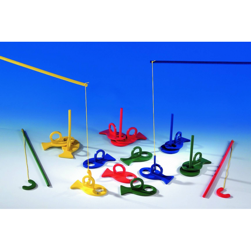 Beleduc Развивающая игра Рыбалка beleduc развивающая игрушка зоопарк