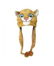 Шапка маска Лео 61 см Sochi 2014