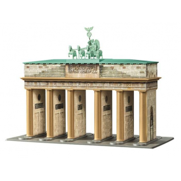 Игрушки, 3D Пазл Берлин-Бранденбургские ворота 324 детали RAVENSBURGER 653187, фото