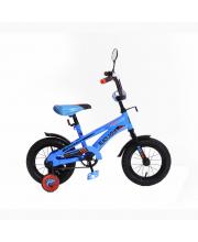 Велосипед двухколесный BA Wily Rocket 12 Black Aqua
