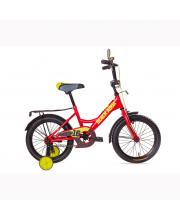 Велосипед двухколесный BA Fishka 12 Black Aqua