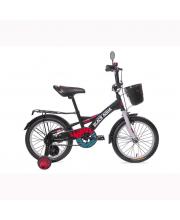 Велосипед двухколесный BA Wave 14 Black Aqua