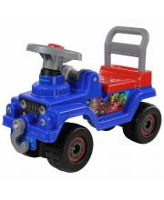 Автомобиль-каталка джип Marvel Мстители Molto