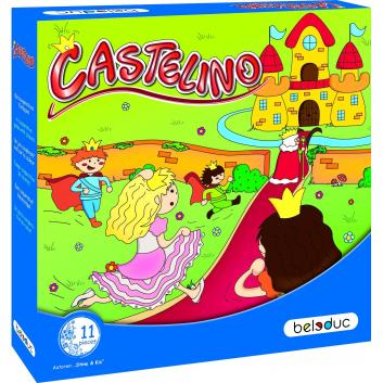 Игрушки, Развивающая игра Замок Кастелино Beleduc 657117, фото