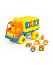 Логический грузовичок Миффи №1 Полесье