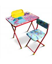 Комплект детской мебели Русалочки Galaxy