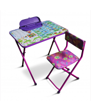Комплект детской мебели Умняшки первоклашки Galaxy