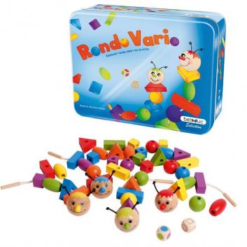 Игрушки, Развивающая игра Рондо Варио Beleduc 657122, фото