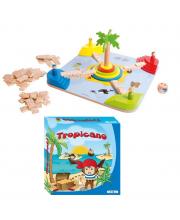 Развивающая игра Тропикана