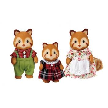 Набор Семья Красных Панд
