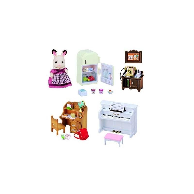 Sylvanian Families Набор Мебель для дома Марии sylvanian families набор холодильник с продуктами новый