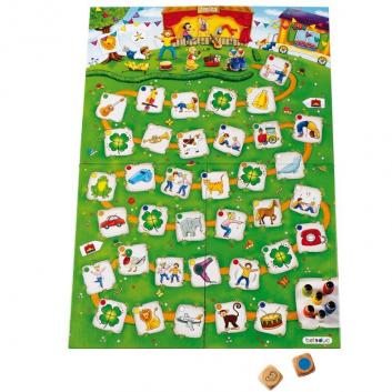 Игрушки, Развивающая игра Подражайка Beleduc 657129, фото