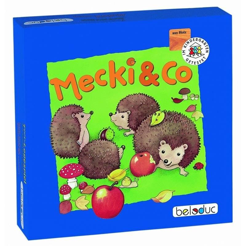 Beleduc Развивающая игра Ёжики beleduc обучающая игра кухня магов xxl