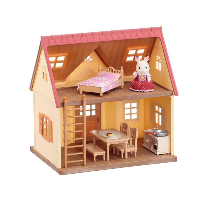 Sylvanian Families Набор Дом Марии набор мебель для дома марии sylvanian families