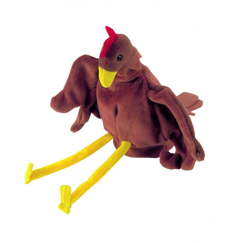 Кукла на руку Курица