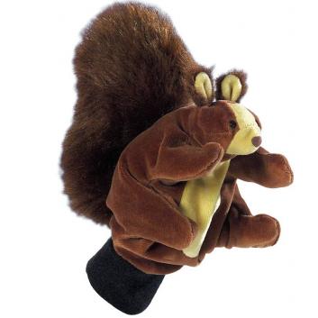 Игрушки, Кукла на руку Белка Beleduc 657143, фото