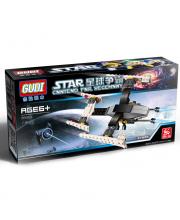 Конструктор совместимый с LEGO Звездный штурмовик 71 деталь GUDI