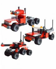 Конструктор совместимый с LEGO 3 В 1 98 деталей GUDI