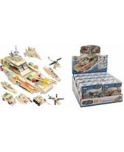 Конструктор совместимый с LEGO Военная техника мини в ассортименте GUDI