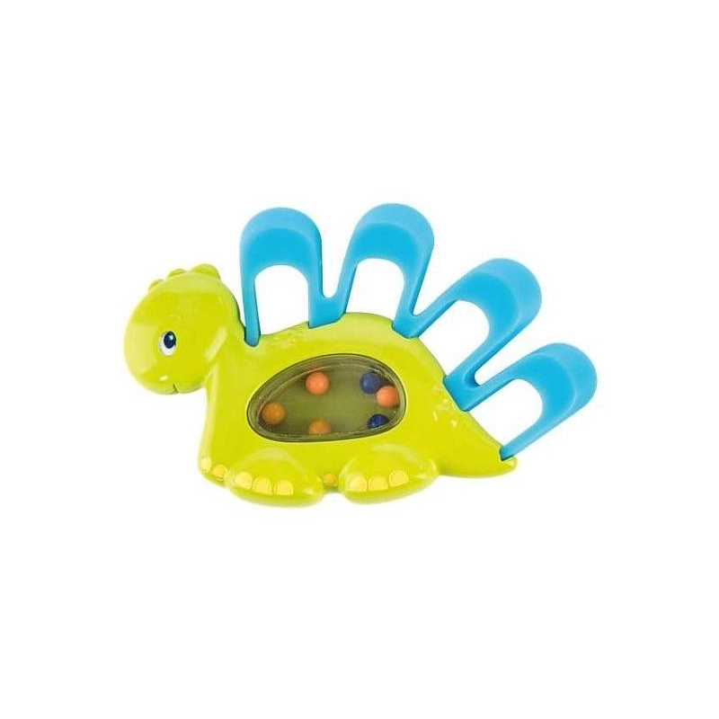 Bright Starts Прорезыватель Динозаврик bright starts игрушка прорезыватель динозаврик цвет зеленый