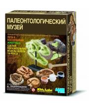Познавательный набор Палеонтологический музей 4М