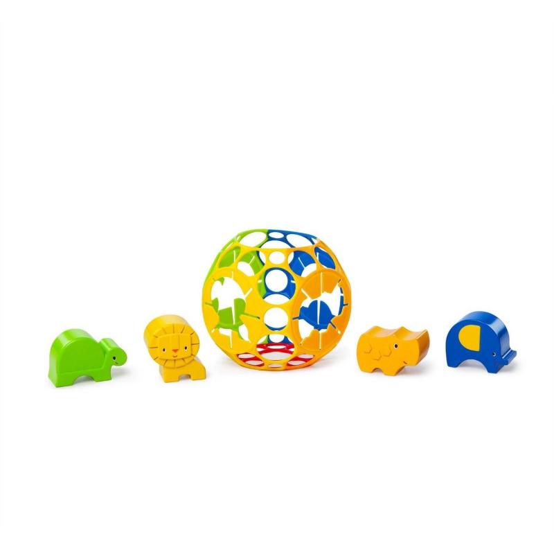 Oball Сортер Приключения в джунглях игрушка для животных каскад удочка с микки маусом 47 см