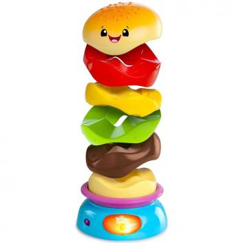 Развивающая игрушка Веселый бутерброд