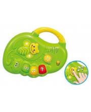 Пианино Пчелка со светом и звуком S+S Toys