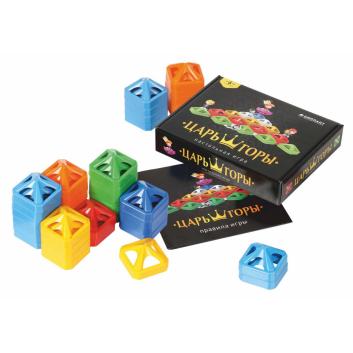 Игрушки, Настольная игра Царь горы Биплант 658376, фото