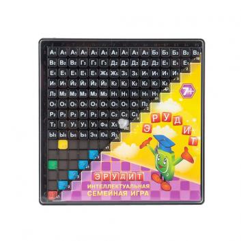 Игрушки, Настольная игра Эрудит Биплант 658360, фото
