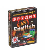 Настольная игра Эрудит easy english-подарочный Биплант