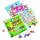 Игрушки, Настольная игра Эрудит Дружные буквы Биплант 658357, фото 1