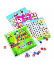 Настольная игра Эрудит Дружные буквы Биплант