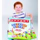 Игрушки, Настольная игра Эрудит Дружные буквы Биплант 658357, фото 4