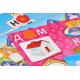 Игрушки, Настольная игра Эрудит Дружные буквы Биплант 658357, фото 6