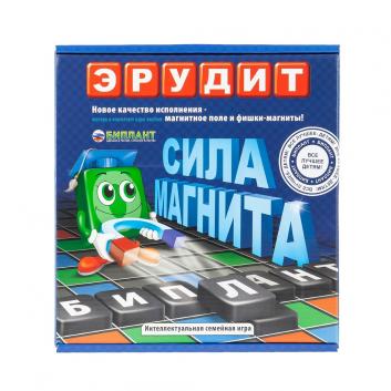 Игрушки по акции, Настольная игра Эрудит магнитный Биплант 658354, фото