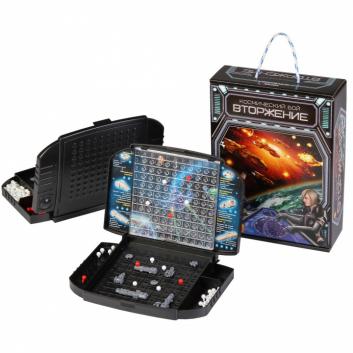 Игрушки, Настольная игра Космический бой Вторжение Биплант 658371, фото