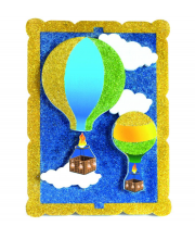 Набор для творчества Воздушные шары Pic'nMix