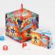 Игрушки, Конструктор Кубус №1 90 элементов Биплант 658451, фото 2