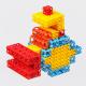 Игрушки, Конструктор Кубус №1 90 элементов Биплант 658451, фото 3
