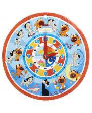 Часы Котенок Гав Русский стиль