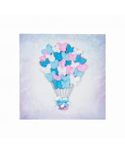 Мозаика из пайеток Воздушный шар Волшебная мастерская