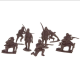 Игрушки, Солдатики Японская пехота Биплант 659310, фото 1