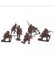 Солдатики Японская пехота Биплант