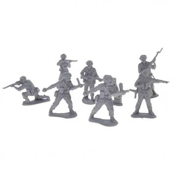 Игрушки, Солдатики Британские парашютисты Биплант 659312, фото