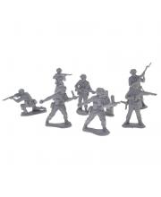 Солдатики Британские парашютисты Биплант