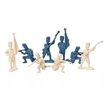 Игрушки, Солдатики Армия 1812 года Биплант 659314, фото